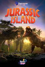 Jurassic Island movie cover