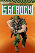 DC Showcase: Sgt. Rock movie cover