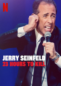 Jerry Seinfeld: 23 Hours to Kill main cover