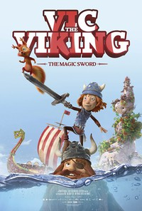 Vic the Viking and the Magic Sword main cover