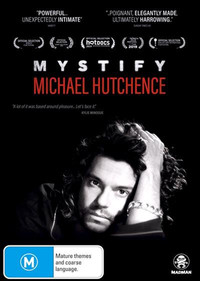 Mystify: Michael Hutchence main cover