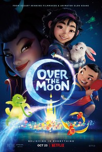 Over the Moon main cover
