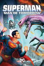 Superman: Man of Tomorrow movie cover