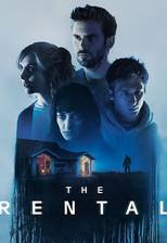 The Rental movie cover