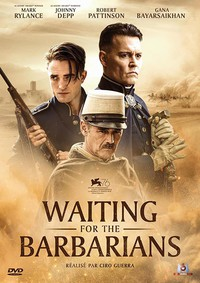 Waiting for the Barbarians main cover