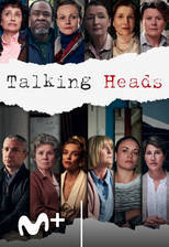 Alan Bennett's Talking Heads movie cover