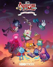 Adventure Time: Distant Lands movie cover