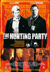 The Hunting Party main cover