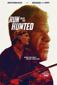 Run with the Hunted main cover