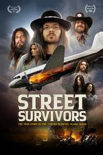 Street Survivors: The True Story of the Lynyrd Skynyrd Plane Crash movie cover