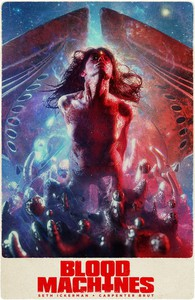 Blood Machines main cover