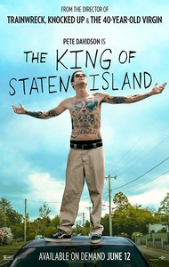 The King of Staten Island main cover