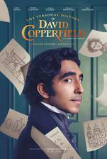 The Personal History of David Copperfield movie cover