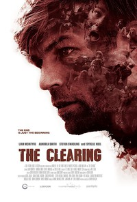 The Clearing main cover