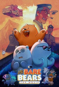We Bare Bears: The Movie main cover