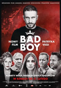 Bad Boy (Napastnik) main cover