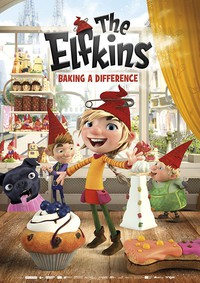 The Elfkins - Baking a Difference main cover