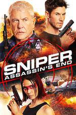 Sniper: Assassin's End movie cover