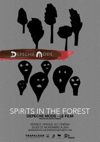 Spirits in the Forest main cover