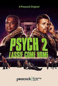 Psych 2: Lassie Come Home main cover