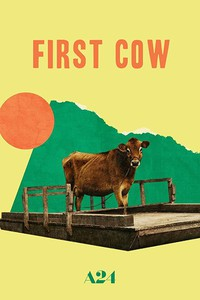 First Cow main cover