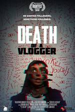 death_of_a_vlogger movie cover