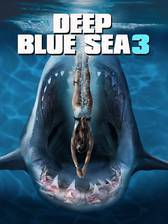 Deep Blue Sea 3 movie cover