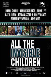 All the Invisible Children main cover