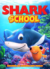 Shark School movie cover