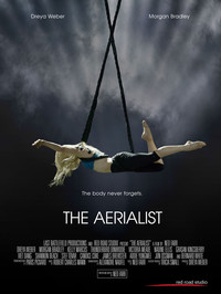 The Aerialist main cover