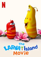 The Larva Island Movie movie cover