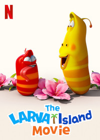 The Larva Island Movie main cover