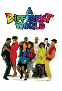 A Different World movie cover