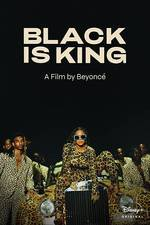 Black Is King movie cover
