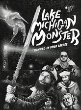 Lake Michigan Monster movie cover