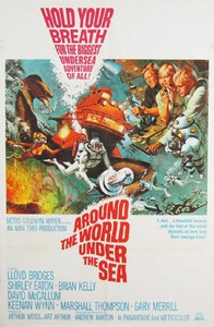Around the World Under the Sea main cover