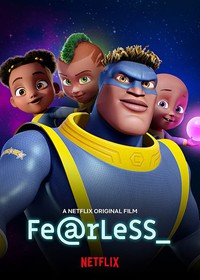 Fearless main cover