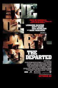 The Departed main cover