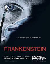 frankenstein movie cover