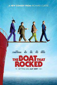 The Boat That Rocked main cover