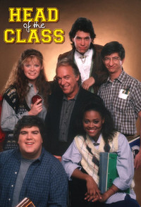 Head of the Class movie cover