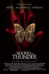 A Sound of Thunder main cover