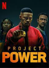 Project Power movie cover