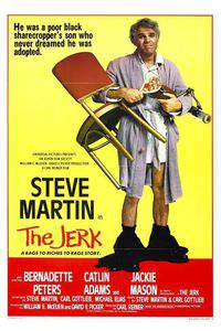 The Jerk main cover