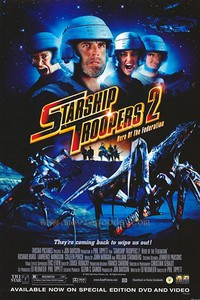 Starship Troopers 2: Hero of the Federation main cover