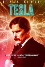 Tesla movie cover