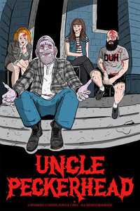 Uncle Peckerhead main cover