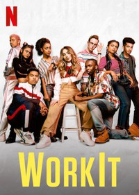 Work It main cover