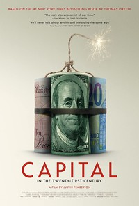 Capital in the Twenty-First Century main cover