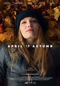 April in Autumn main cover